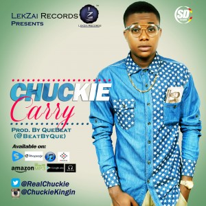Chuckie - CARRY [prod. by QueBeat] Artwork