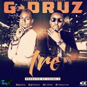 G-Druz Ire Official Artwork1